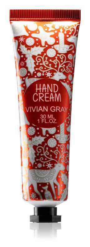 Vivian Gray Red Christmas