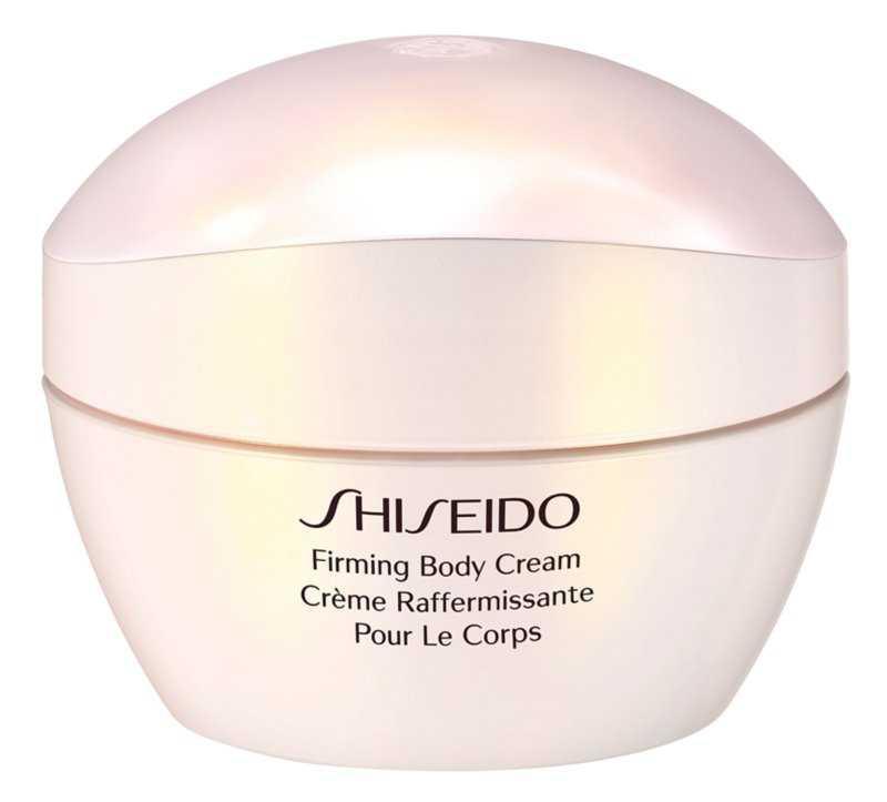 Shiseido Global Body Care Firming Body Cream