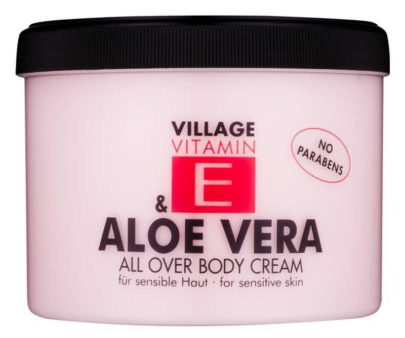 Village Vitamin E Aloe Vera