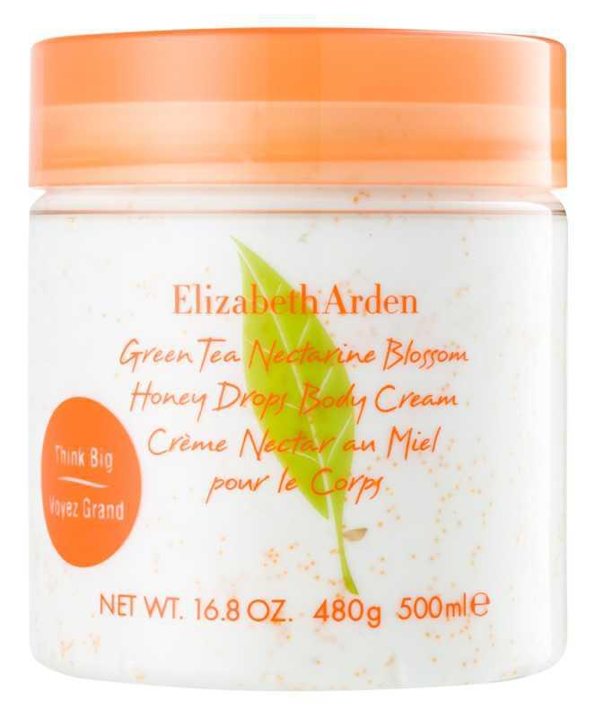 Elizabeth Arden Green Tea Nectarine Blossom Honey Drops Body Cream