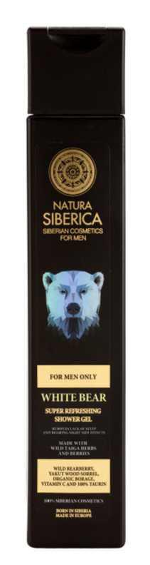 Natura Siberica For Men Only