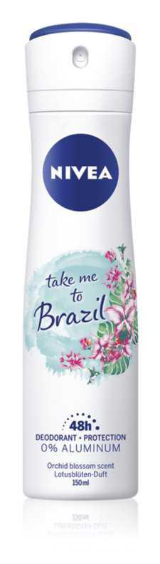 Nivea Take me to Brazil