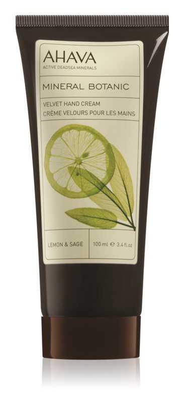 Ahava Mineral Botanic Lemon & Sage