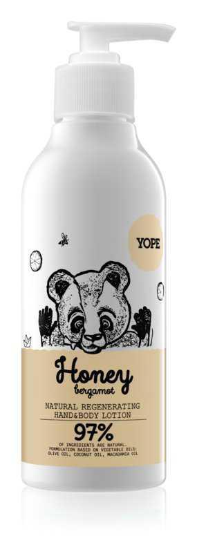Yope Honey & Bergamot