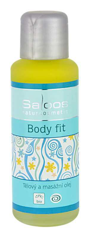 Saloos Bio Body and Massage Oils
