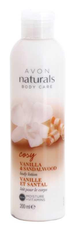 Avon Naturals Body