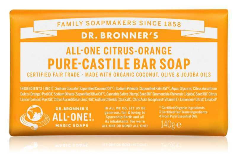 Dr. Bronner's Citrus & Orange