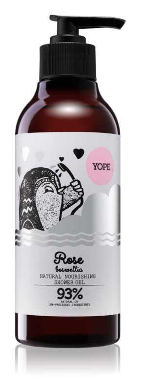 Yope Rose & Boswellia