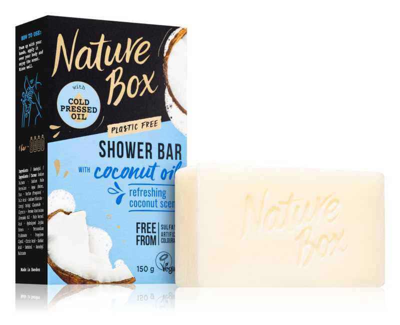 Nature Box Shower Bar Coconut Oil