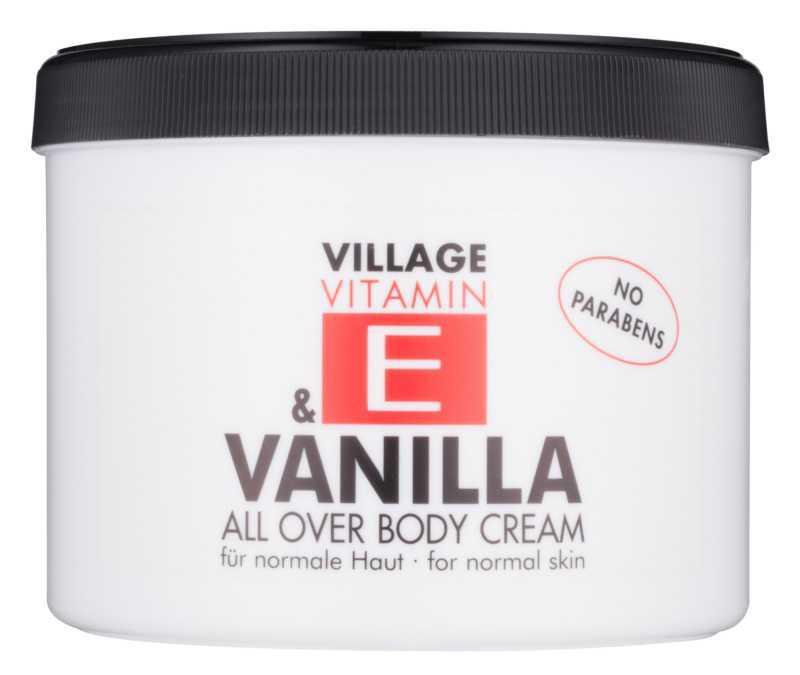 Village Vitamin E Vanilla