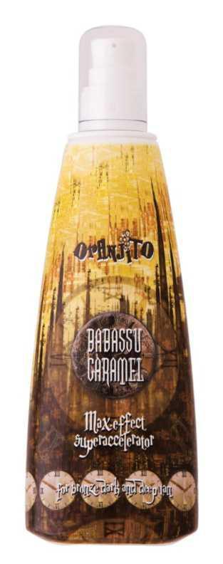 Oranjito Max. Level Babassu Caramel