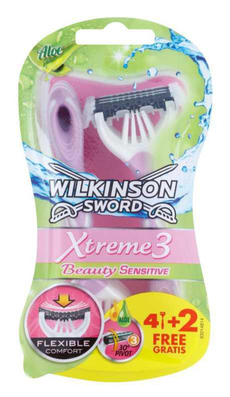 Wilkinson Sword Xtreme 3 Beauty Sensitive