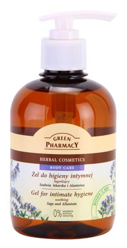 Green Pharmacy Body Care Sage & Allantoin