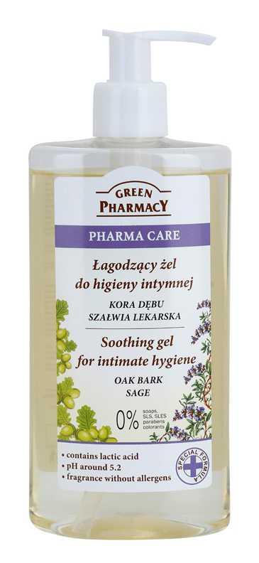 Green Pharmacy Pharma Care Oak Bark Sage