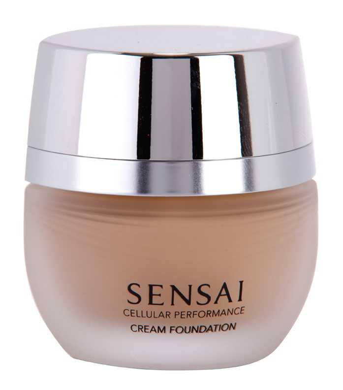 Sensai Cellular Performance Foundations