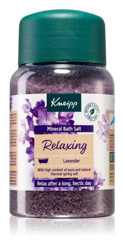 Kneipp Relaxing Lavender