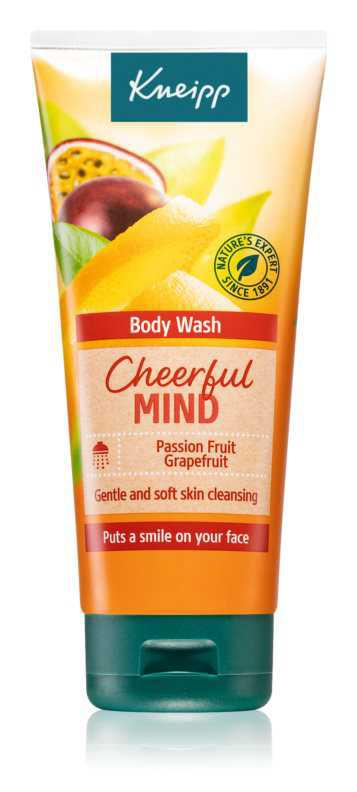 Kneipp Cheerful Mind Passion Fruit & Grapefruit