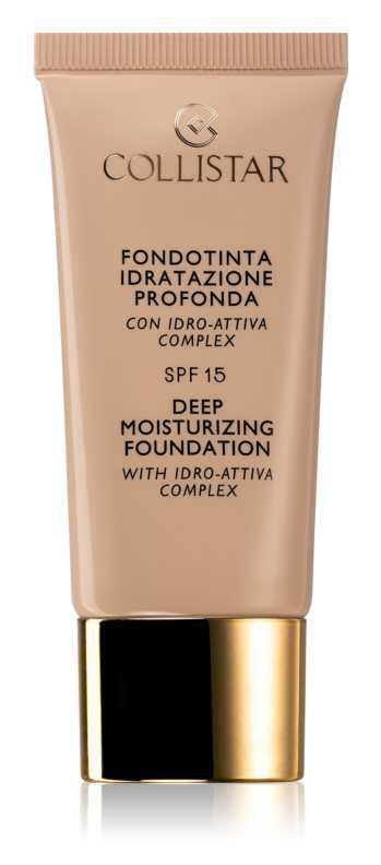 Collistar Foundation Deep Moisturizing
