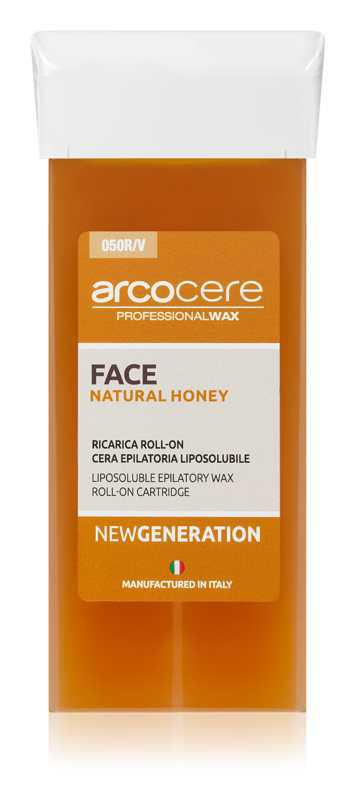 Arcocere Professional Wax Face Natural Honey