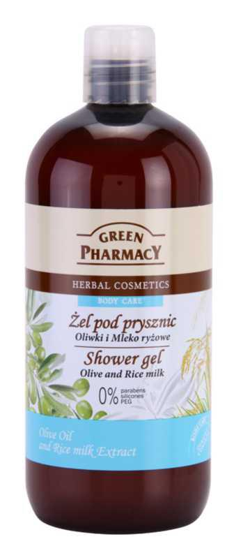 Green Pharmacy Body Care Olive & Rice Milk