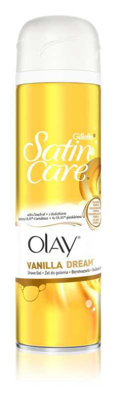 Gillette Satin Care Olay Vanilla Dream