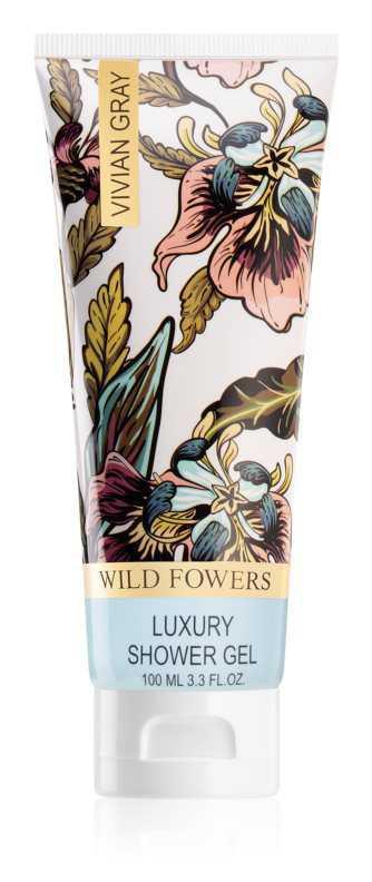 Vivian Gray Wild Flowers