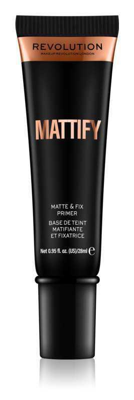 Makeup Revolution Mattify