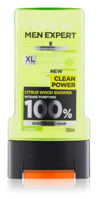 L'Oréal Paris Men Expert Clean Power body