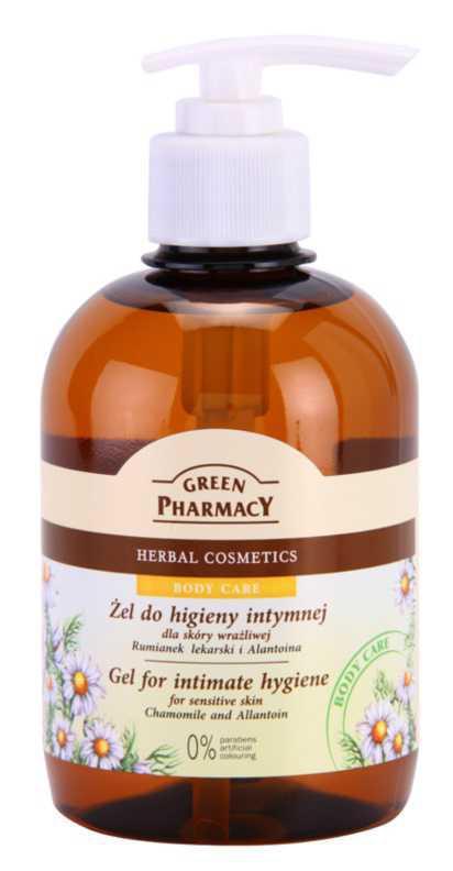 Green Pharmacy Body Care Chamomile & Allantoin