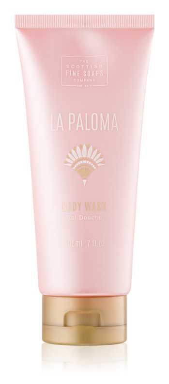 Scottish Fine Soaps La Paloma