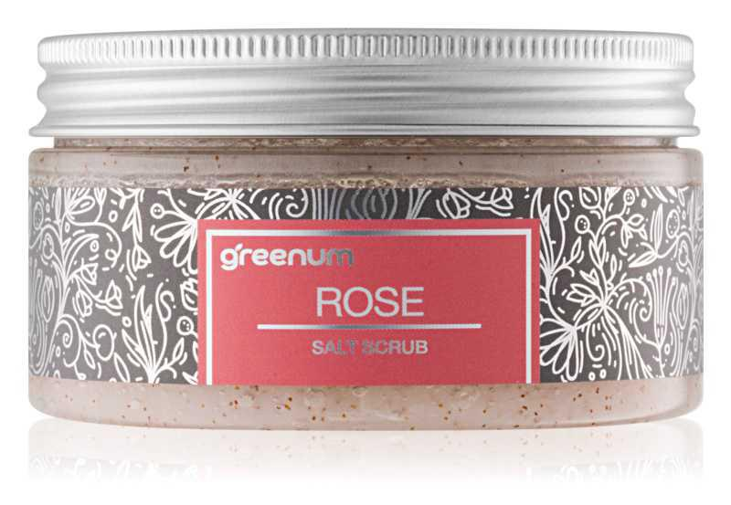 Greenum Salt Scrub