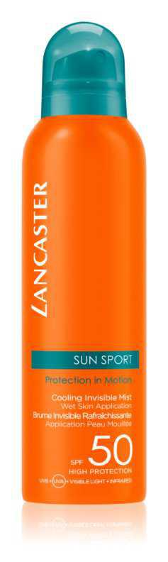Lancaster Sun Sport Cooling Invisible Mist