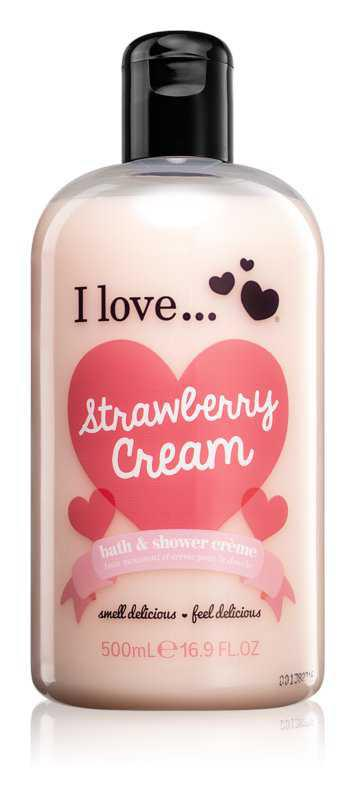 I love... Strawberry Cream