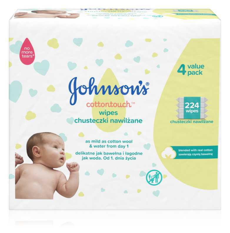 Johnson's Baby Cottontouch