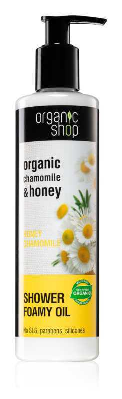 Organic Shop Organic Chamomile & Honey