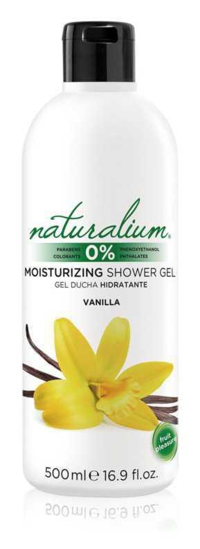 Naturalium Fruit Pleasure Vanilla