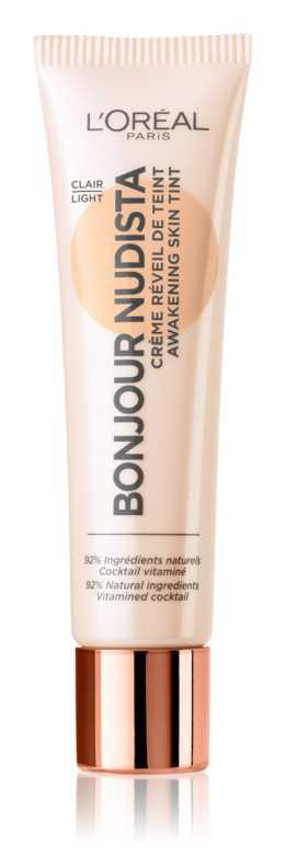 L'Oréal Paris Wake Up & Glow Bonjour Nudista
