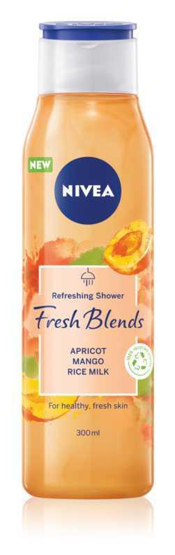 Nivea Fresh Blends Apricot & Mango & Rice Milk