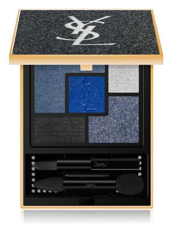 Yves Saint Laurent Couture Palette Black Opium Intense Night Edition