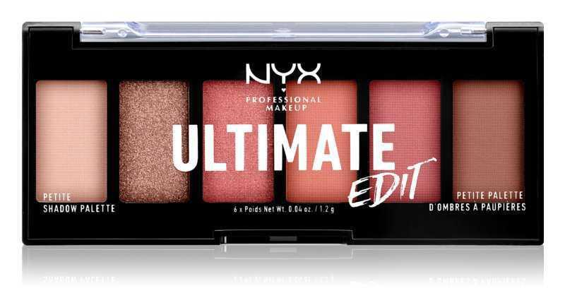 NYX Professional Makeup Ultimate Edit Petite Shadow