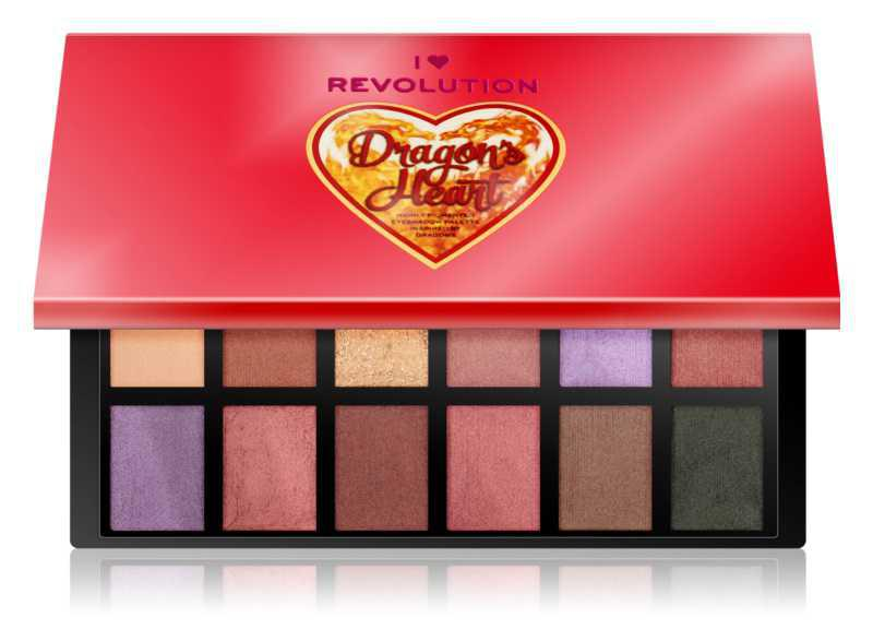 I Heart Revolution Dragons Heart eyeshadow