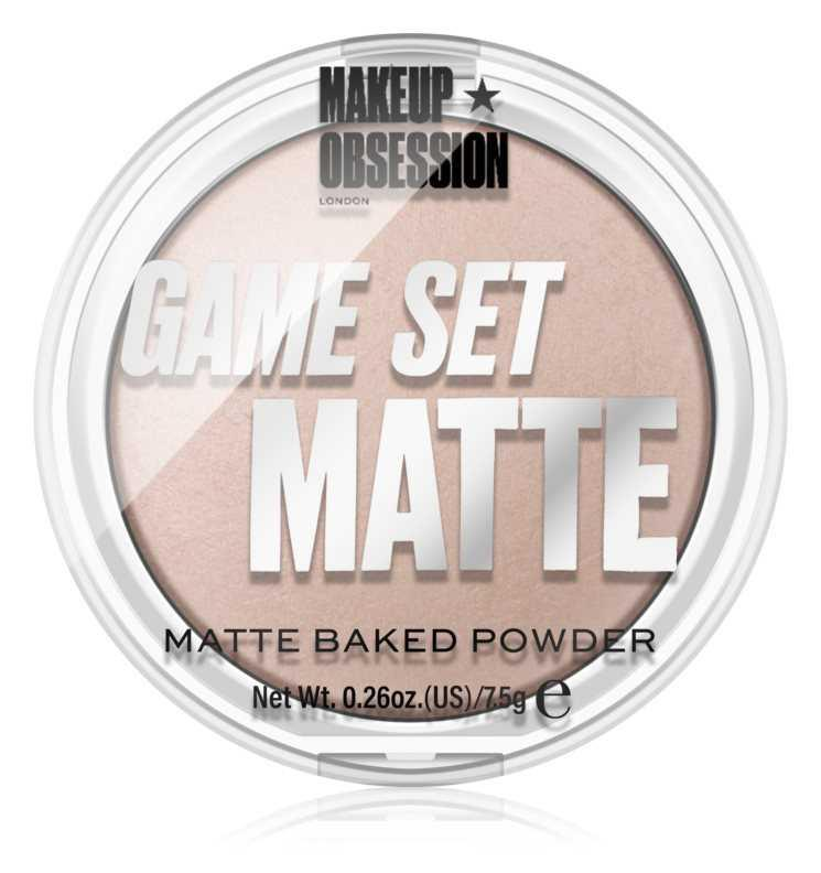 Makeup Obsession Game Set Matte
