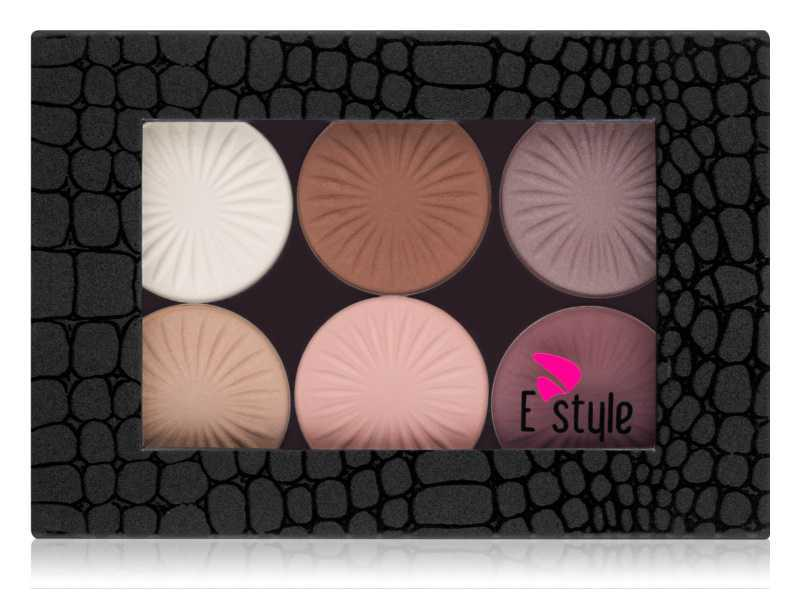 E style Magnetic Palette