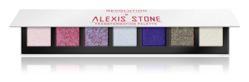 Makeup Revolution X Alexis Stone eyeshadow