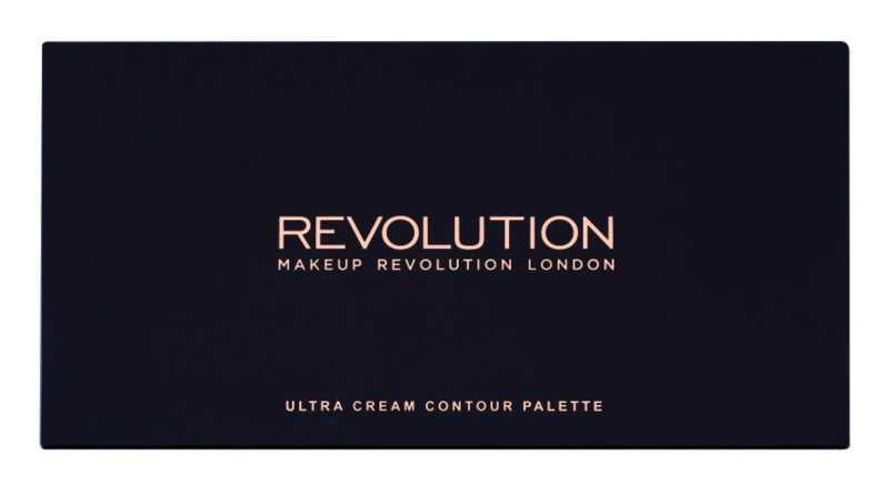 Makeup Revolution Ultra Cream Contour makeup palettes