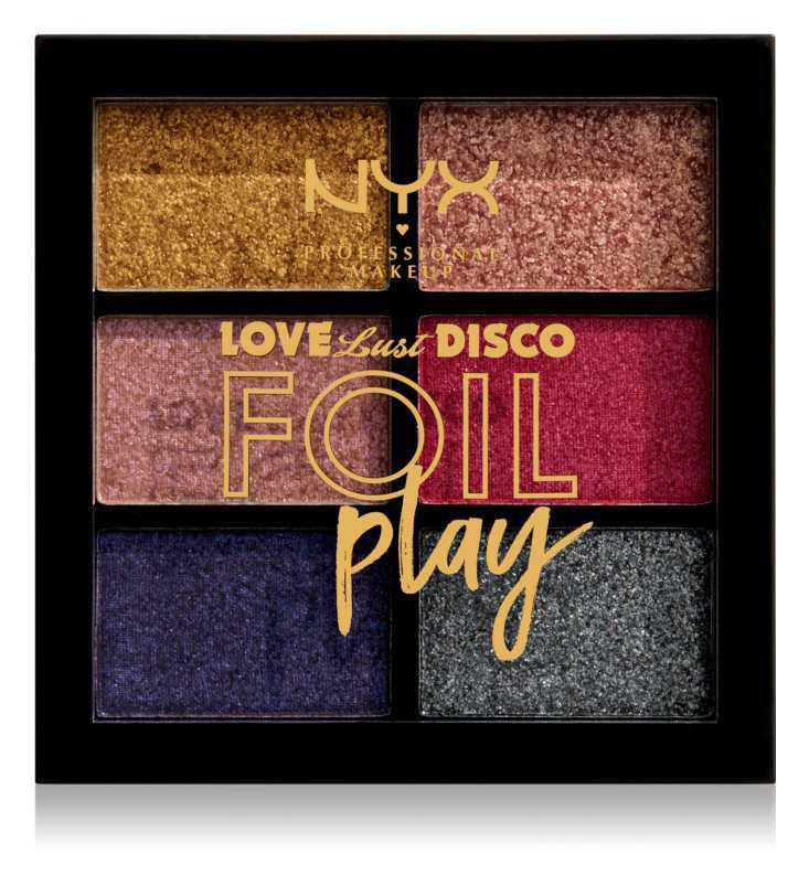 NYX Professional Makeup Love Lust Disco Foil Play