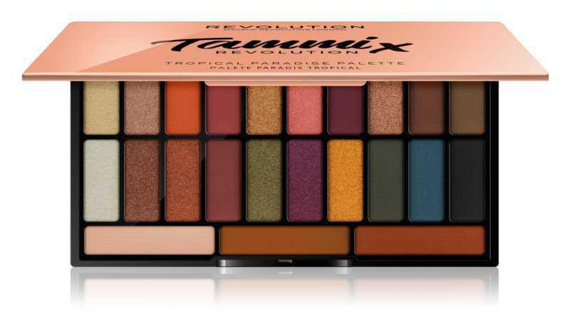 Makeup Revolution Tammi Tropical Paradise