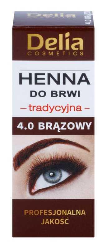 Delia Cosmetics Henna