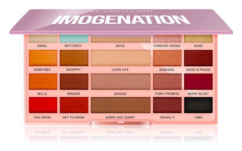 Makeup Revolution Imogenation