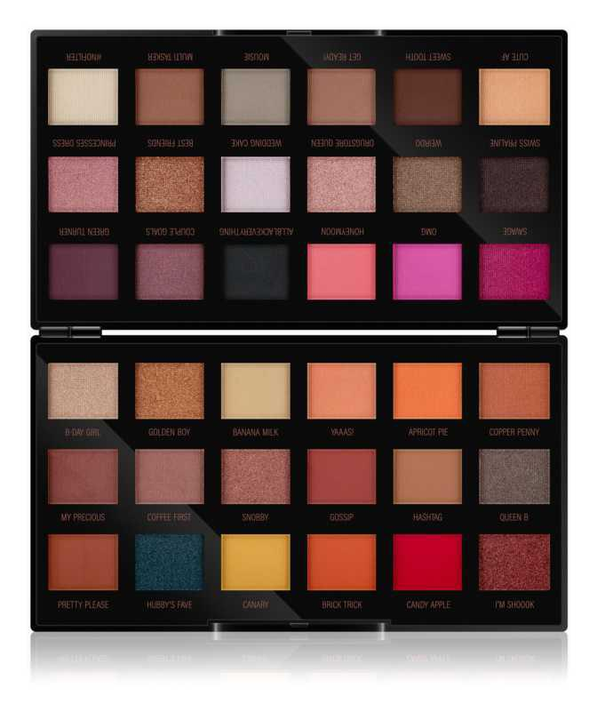 Makeup Revolution by Petra eyeshadow
